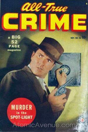 All True Crime Cases Comics Vol 1 36