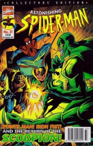 Astonishing Spider-Man Vol 1 51