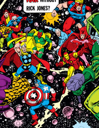 Avengers (Earth-804) from What If? Vol 1 20 0001