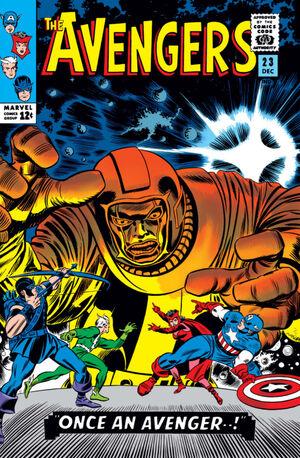 Avengers Vol 1 23