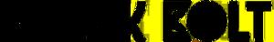Black Bolt Vol 1 logo