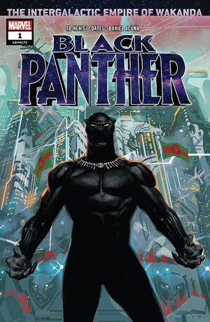 Black Panther Vol 7 1