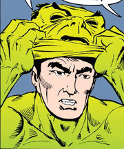 Bruce Banner (Earth-616) from Incredible Hulk Vol 1 6 001