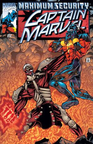 Captain Marvel Vol 4 12