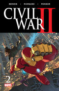 Civil War II Vol 1 2