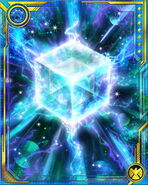 Cosmic Cube from Marvel War of Heroes 003
