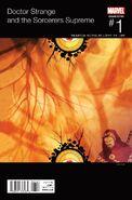 Doctor Strange and the Sorcerers Supreme Vol 1 1 Hip-Hop Variant