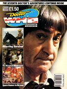 Doctor Who Magazine Vol 1 161