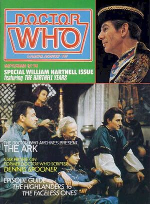Doctor Who Monthly Vol 1 56