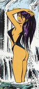 Elizabeth Braddock (Earth-616) from Marvel Illustrated The Swimsuit Issue Vol 1 1 0001
