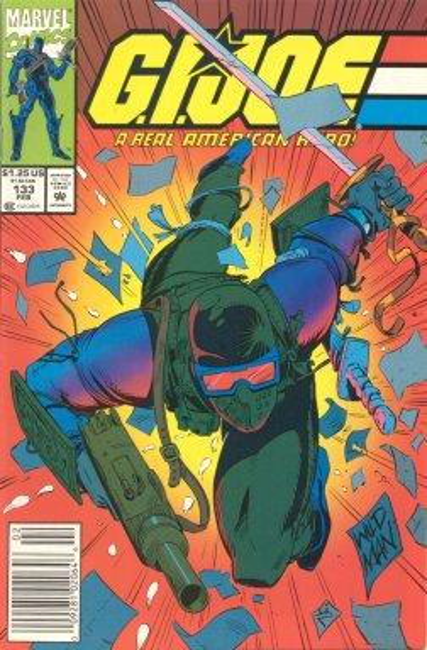 G.I. Joe A Real American Hero Vol 1 133