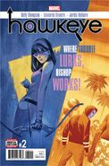 Hawkeye Vol 5 2