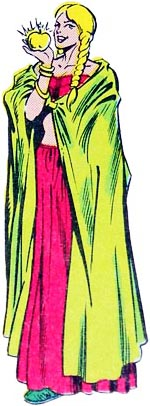 Idunn (Earth-616) from Official Handbook of the Marvel Universe Vol 2 1 001
