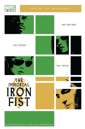 Immortal Iron Fist Vol 1 16