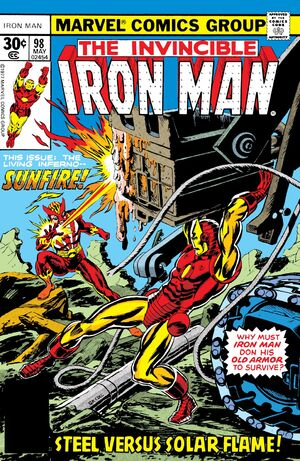 Iron Man Vol 1 98