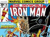 Iron Man Vol 1 98