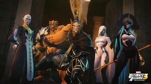 MARVEL ULTIMATE ALLIANCE 3 The Black Order E3 2019 Trailer
