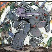 Magistrates (X-Men -270)