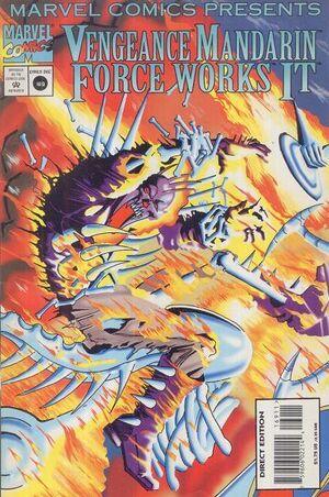 Marvel Comics Presents Vol 1 169