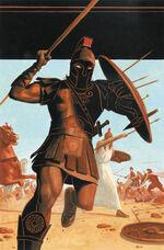 Marvel Illustrated The Iliad Vol 1 2 Textless