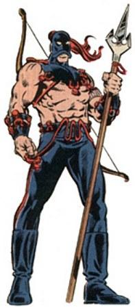 Maximillian Zuran (Earth-616) from Official Handbook of the Marvel Universe Vol 2 1 0001