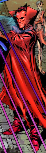 Mephisto (Earth-90266) from What If Newer Fantastic Four Vol 1 1 0001