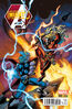 Mighty Avengers Vol 2 2 Thor Battle Variant