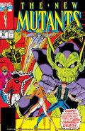 New Mutants Vol 1 92