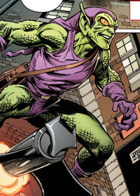 Norman Osborn (Earth-19529) from Spider-Man Life Story Vol 1 2 001