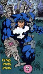 Overkiller (Earth-616) Slapstick Vol 1 2