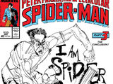 Peter Parker, The Spectacular Spider-Man Vol 1 133