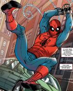 Peter Parker (Earth-199999) from Marvel's Spider-Man Homecoming Prelude Vol 1 1 001