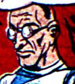 Professor Rhinestone (Earth-616) from U.S.A. Comics Vol 1 4 002