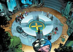 Quiet Council of Krakoa (Earth-616) from House of X Vol 1 6 001