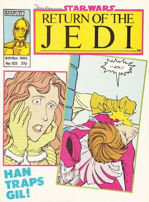 Return of the Jedi Weekly (UK) Vol 1 125