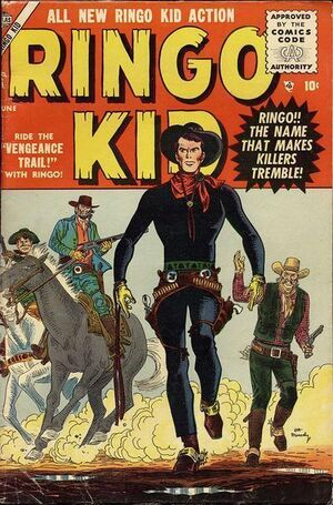 Ringo Kid Vol 1 6