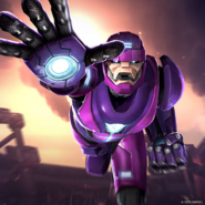 Sentinel MK-ISO from Marvel Contest of Champions 001