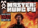 Shang-Chi: Master of Kung Fu Vol 1 1