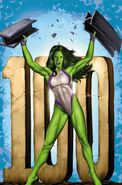 She-Hulk Vol 2 3 Textless