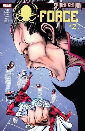 Spider-Force Vol 1 2