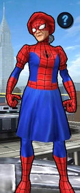 Spider-Ma' am from Spider-Man Unlimited (Video Game) 0001