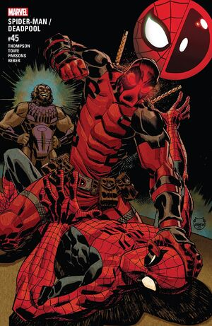 Spider-Man Deadpool Vol 1 45