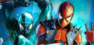 Spider-Men (Earth-TRN461) from Spider-Man Unlimited (video game) 207