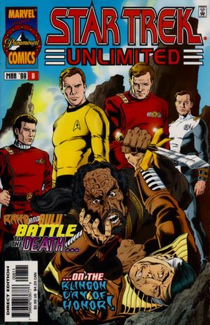 Star Trek Unlimited Vol 1 8