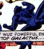 T'Challa (Earth-7940) from Marvel Two-In-One Vol 1 100 001