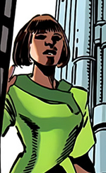 Talima (Earth-616) from Avengers Vol 3 5 0001