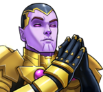 Thane (Thanos' son) (Earth-TRN562) from Marvel Avengers Academy 001