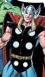 Thor Odinson (Earth-19529) from Spider-Man Life Story Vol 1 3 001