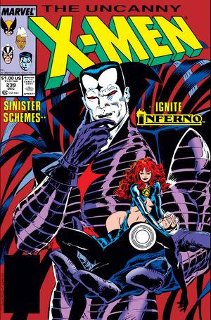 Uncanny X-Men Vol 1 239