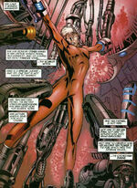 Wanda Maximoff (Earth-811) from Wolverine Days of Future Past Vol 1 2 001